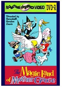 The Magic Land of Mother Goose - Poster / Capa / Cartaz - Oficial 1