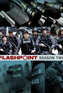 Flashpoint (2ª Temporada) - Poster / Capa / Cartaz - Oficial 1