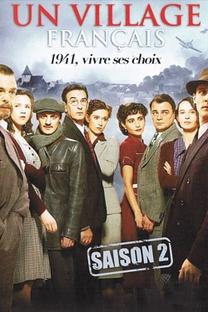 Um Vilarejo Francês (2ª temporada) - Poster / Capa / Cartaz - Oficial 1