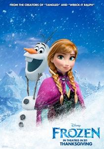 Frozen - Uma Aventura Congelante - Poster / Capa / Cartaz - Oficial 16