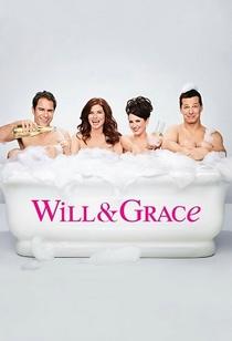 Will & Grace (9ª Temporada) - Poster / Capa / Cartaz - Oficial 1