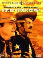 O Ouro de Mackenna - Poster / Capa / Cartaz - Oficial 3