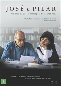 José e Pilar - Poster / Capa / Cartaz - Oficial 1