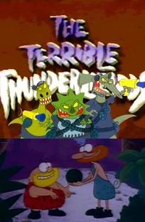Os Terríveis Thunderlizards - Poster / Capa / Cartaz - Oficial 1
