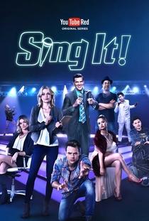 Sing It! (1ª Temporada) - Poster / Capa / Cartaz - Oficial 1