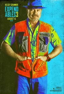 Os Mercenários 3 - Poster / Capa / Cartaz - Oficial 34
