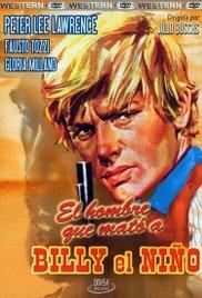 O Homem Que Matou Billy the Kid - Poster / Capa / Cartaz - Oficial 1