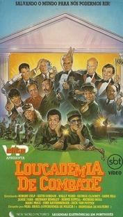 Loucademia de Combate - Poster / Capa / Cartaz - Oficial 2