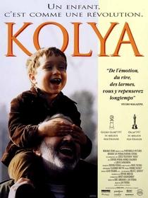 Kolya - Uma Lição de Amor - Poster / Capa / Cartaz - Oficial 3