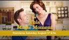 Hallmark Channel - This Magic Moment - Premiere Promo