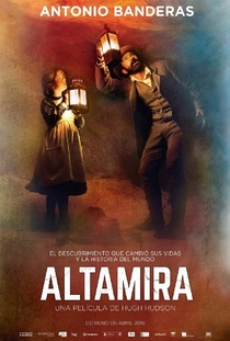 Altamira - Poster / Capa / Cartaz - Oficial 2