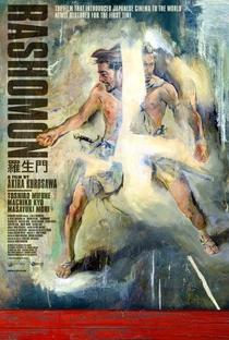 Rashomon - Poster / Capa / Cartaz - Oficial 1