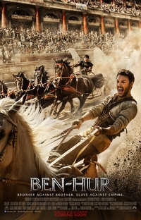 Ben-Hur - Poster / Capa / Cartaz - Oficial 3