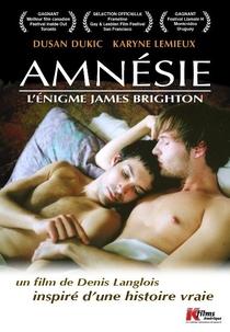 Amnésia - O Enigma de James Brighton - Poster / Capa / Cartaz - Oficial 2