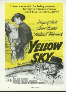 Céu Amarelo - Poster / Capa / Cartaz - Oficial 3
