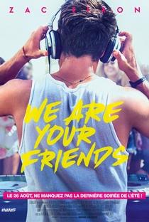 Música, Amigos e Festa - Poster / Capa / Cartaz - Oficial 4