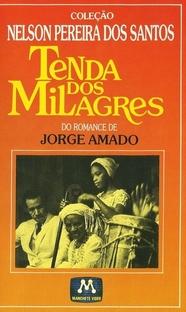 Tenda dos Milagres - Poster / Capa / Cartaz - Oficial 2
