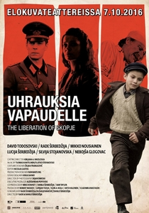 The Liberation of Skopje - Poster / Capa / Cartaz - Oficial 1