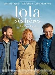 Lola et ses frères - Poster / Capa / Cartaz - Oficial 1