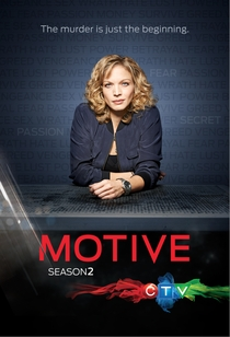 Motive (2ª Temporada) - Poster / Capa / Cartaz - Oficial 1