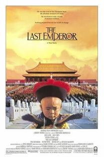 O Último Imperador - Poster / Capa / Cartaz - Oficial 3