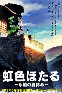 Nijiiro Hotaru: Eien no Natsuyasumi - Poster / Capa / Cartaz - Oficial 10