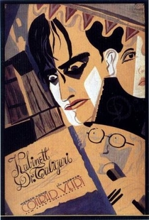 O Gabinete do Dr. Caligari - Poster / Capa / Cartaz - Oficial 6