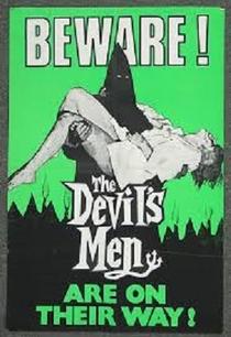 O Homem do Diabo - Poster / Capa / Cartaz - Oficial 6