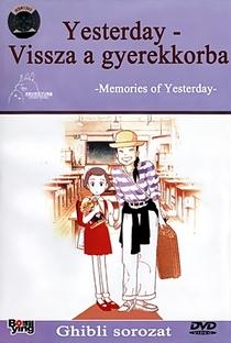 Memórias de Ontem - Poster / Capa / Cartaz - Oficial 12
