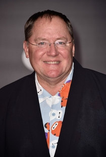 John Lasseter - Poster / Capa / Cartaz - Oficial 1