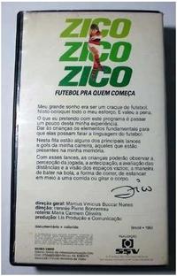 Zico - Futebol Pra Quem Começa - Poster / Capa / Cartaz - Oficial 1