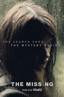 The Missing (2ª Temporada) - Poster / Capa / Cartaz - Oficial 1
