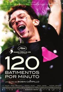 120 Batimentos por Minuto - Poster / Capa / Cartaz - Oficial 1