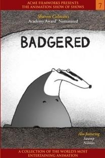 Badgered - Poster / Capa / Cartaz - Oficial 1