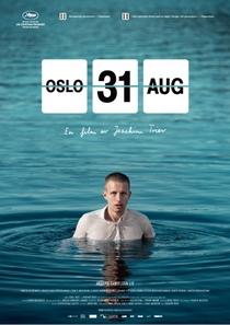 Oslo, 31 de Agosto - Poster / Capa / Cartaz - Oficial 1