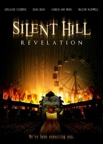 Silent Hill - Revelação - Poster / Capa / Cartaz - Oficial 4