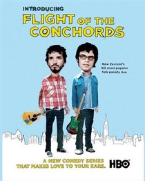 Flight of the Conchords (1ª Temporada) - Poster / Capa / Cartaz - Oficial 1