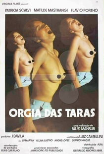 Depravação: Orgia das Taras - Poster / Capa / Cartaz - Oficial 1