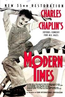 Tempos Modernos - Poster / Capa / Cartaz - Oficial 10