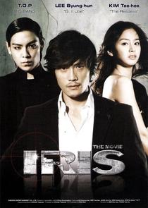 IRIS: The Movie - Poster / Capa / Cartaz - Oficial 3