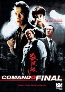 Comando Final - Poster / Capa / Cartaz - Oficial 1