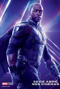 Vingadores: Guerra Infinita - Poster / Capa / Cartaz - Oficial 14