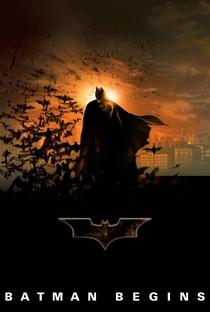 Batman Begins - Poster / Capa / Cartaz - Oficial 11