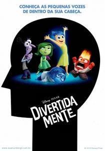 Divertida Mente - Poster / Capa / Cartaz - Oficial 16