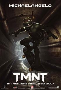 As Tartarugas Ninja: O Retorno - Poster / Capa / Cartaz - Oficial 6