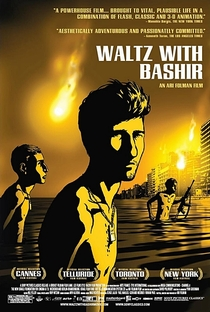 Valsa com Bashir - Poster / Capa / Cartaz - Oficial 1