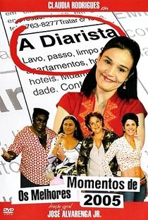 A Diarista (2ª Temporada) - Poster / Capa / Cartaz - Oficial 2
