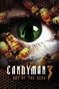 Candyman: Dia dos Mortos - Poster / Capa / Cartaz - Oficial 7