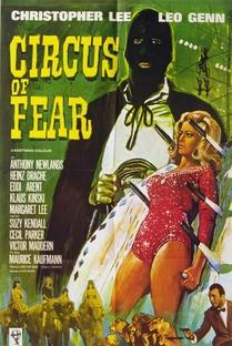O Circo do Medo - Poster / Capa / Cartaz - Oficial 2