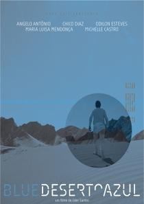 Deserto Azul - Poster / Capa / Cartaz - Oficial 1